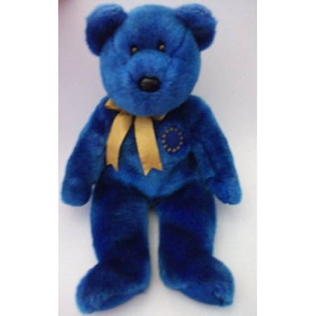 Ty Unity Buddy Bear Very Rare  Toy   Ty Beanie Buddy   Unity Bear By Beanie Buddies
