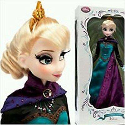 Frozen Coronation (Disney Store Frozen Limited Edition Princess Elsa Coronation Doll: 17