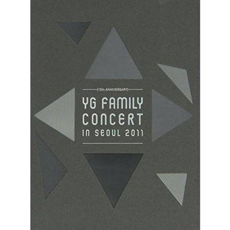 Yg Family Concert  In Seoul 2011   Various