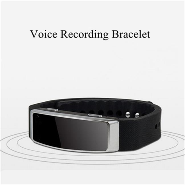 Ankaka L50716 16GB Multifunctional MP3 & Intelligent Voice Recorder Bracelet