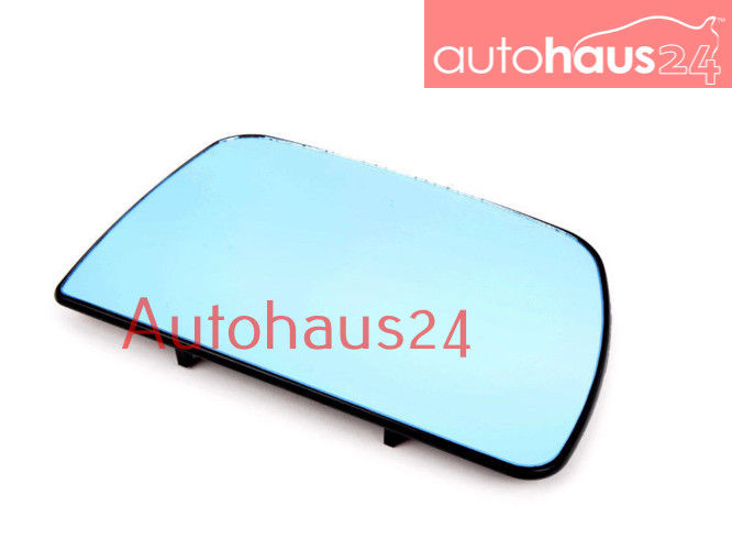 Heated Door Mirror Glass and Backing Plate RIGHT fits 2000-2006 BMW X5 E53