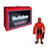 ReAction Figures Carry Case With Limited Variant Hellboy