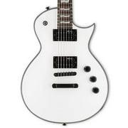 ESP LTD EC-256 Electric Guitar (Snow White)