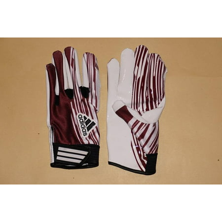 Adidas AdiZero Men's Football Receiver's Gloves - Lt