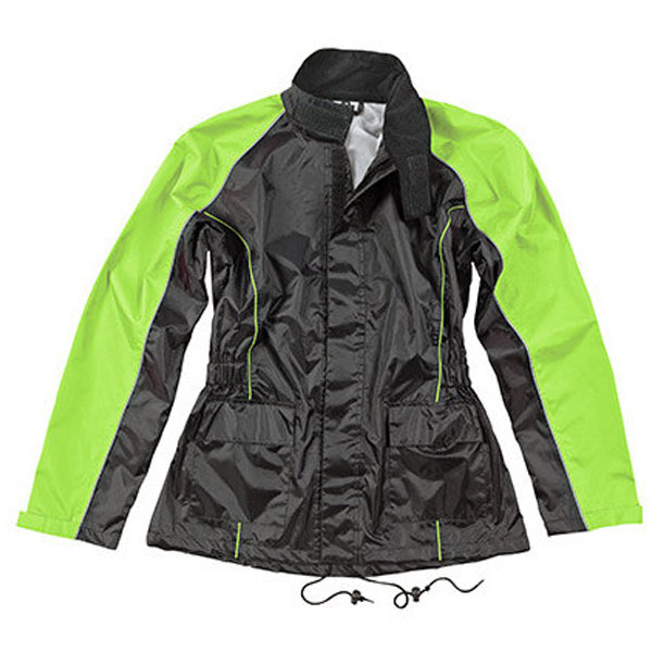 Joe Rocket RS-2 Womens Hi-Visibility Yellow Rain Suit