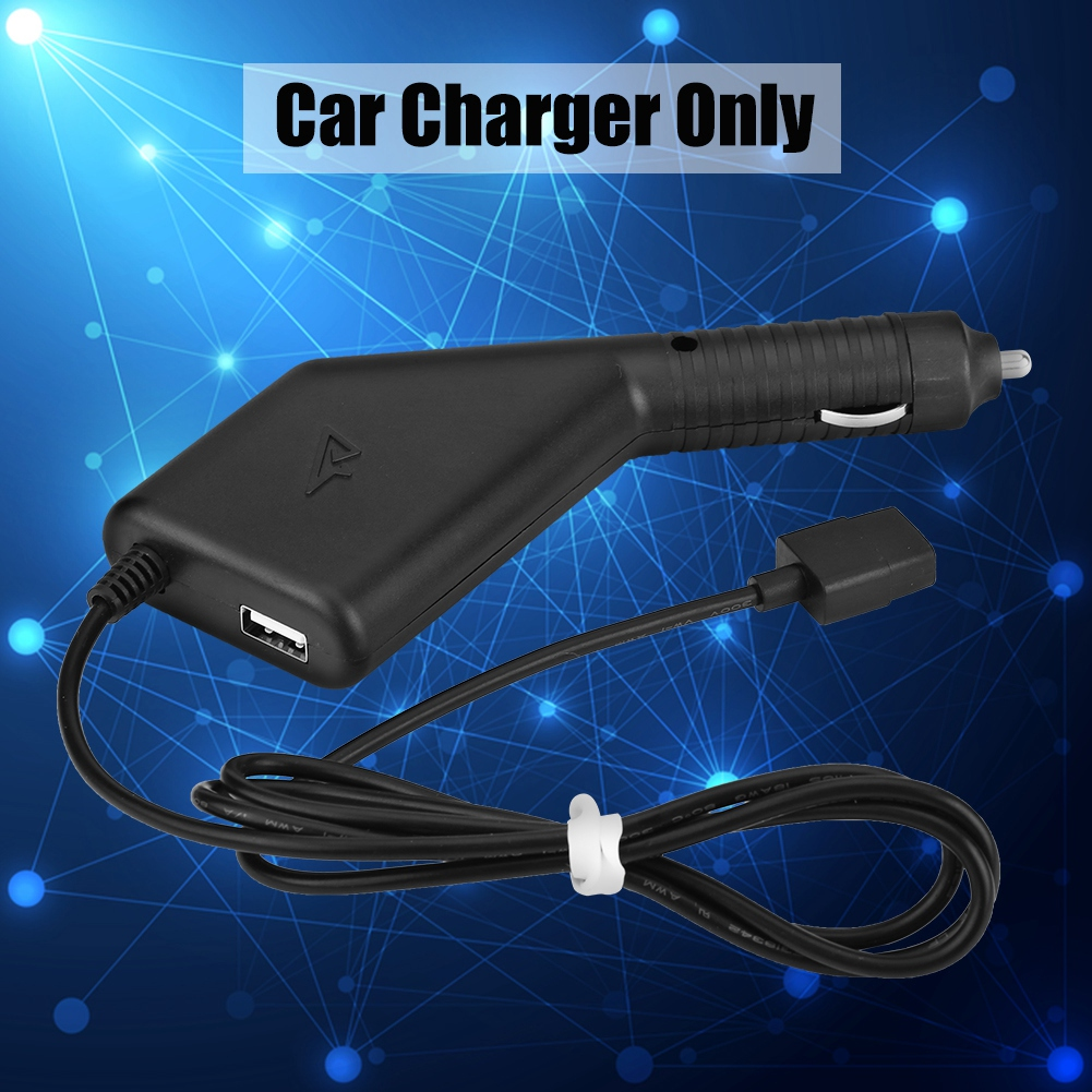 2 in 1 USB Port Battery Charging Remote Control For DJI SPARK Drone Car Charger
