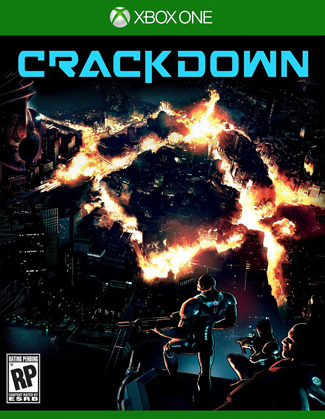 Crackdown 3, Microsoft, Xbox One, 889842223903 by Reagent Games