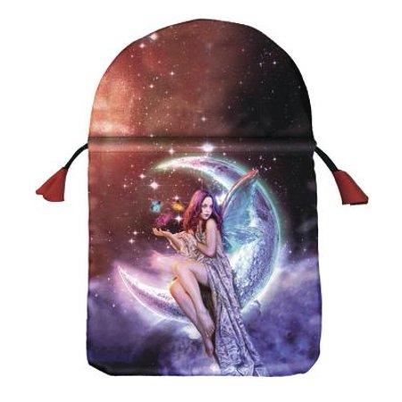 Moon Fairy Satin Tarot Bag - The Moon Fairy