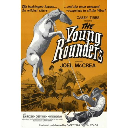 Rounders Poster (The Young Rounders POSTER Movie)