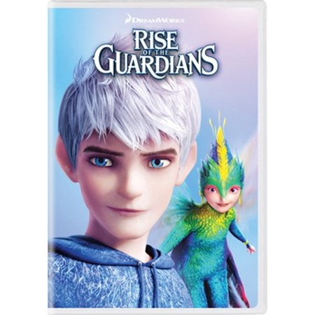 (Rise of the Guardians DVD)