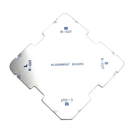 Diamond 1 Corner Rounding Machine Radius Master Selector Akiles