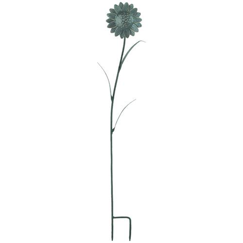 Gardman Metal Sunflower Garden Stake