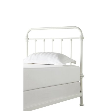 Weston Home Nottingham Spindle Twin Headboard, Antique White
