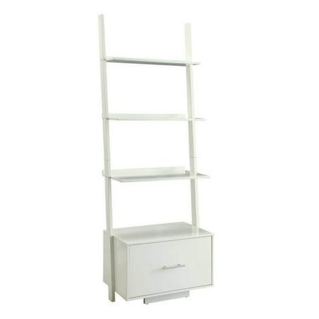 Scranton & Co Bookcase File Drawer in White - image 2 of 2
