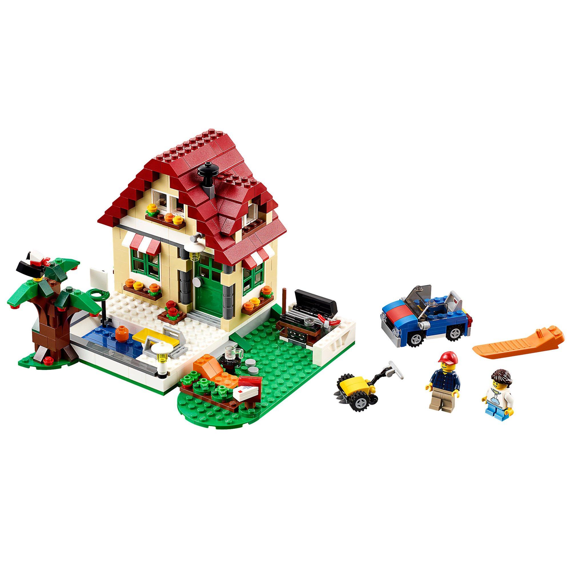 LEGO Creator Changing Seasons, 31038