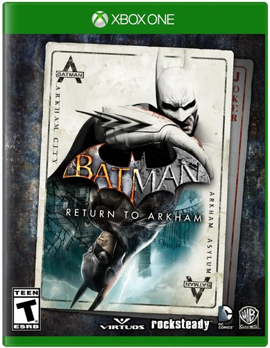 Batman Return to Arkham (Xbox One) Warner Bros., 883929543076 by WARNER BROS GAMES