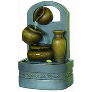 Kelkay F4642 Durable Resin-Stone Lyford Fountain
