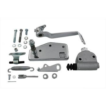Chrome Forward Control - Chrome Forward Brake Control Kit Hydraulic,for Harley Davidson,by V-Twin