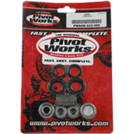 Pworks PWSHK-S22-000 Pivot Works Shock Absorber Kitsuzuki Atv Suzuki LT 250R (S22 Suspension)