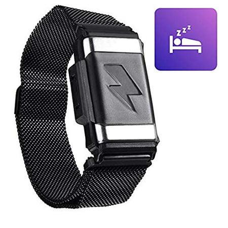 Pavlok Shock Clock Wake Up Trainer  Wearable Smart Alarm Clock - Never Hit Snooze