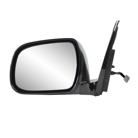 Lexus Rx330 Driver - 70178T - Fit System Driver Side Mirror for 04-06 Lexus RX330, 07-09 RX350, 06-08 RX400h, black w/ PTM cover, foldaway, w/o memory, Heated Power