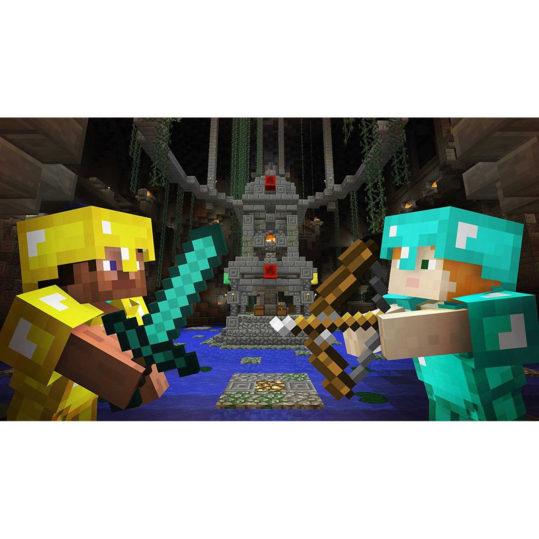 Minecraft: Wii U Edition DLC - Battle Map Pack 1, Nintendo, WIIU, [Digital Download], 0004549666141