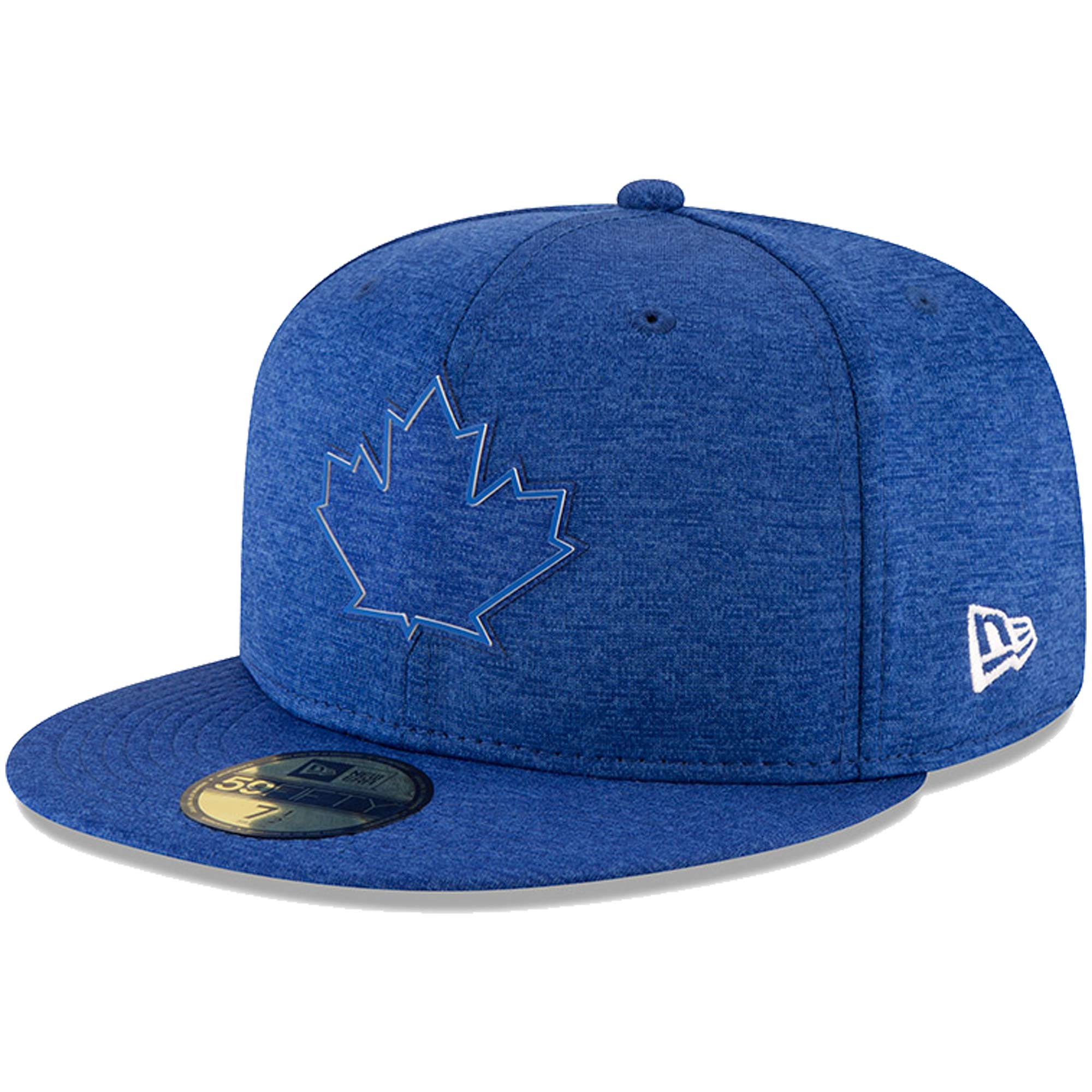 Toronto Blue Jays New Era 2018 Clubhouse Collection 59FIFTY Fitted Hat - Heather Royal