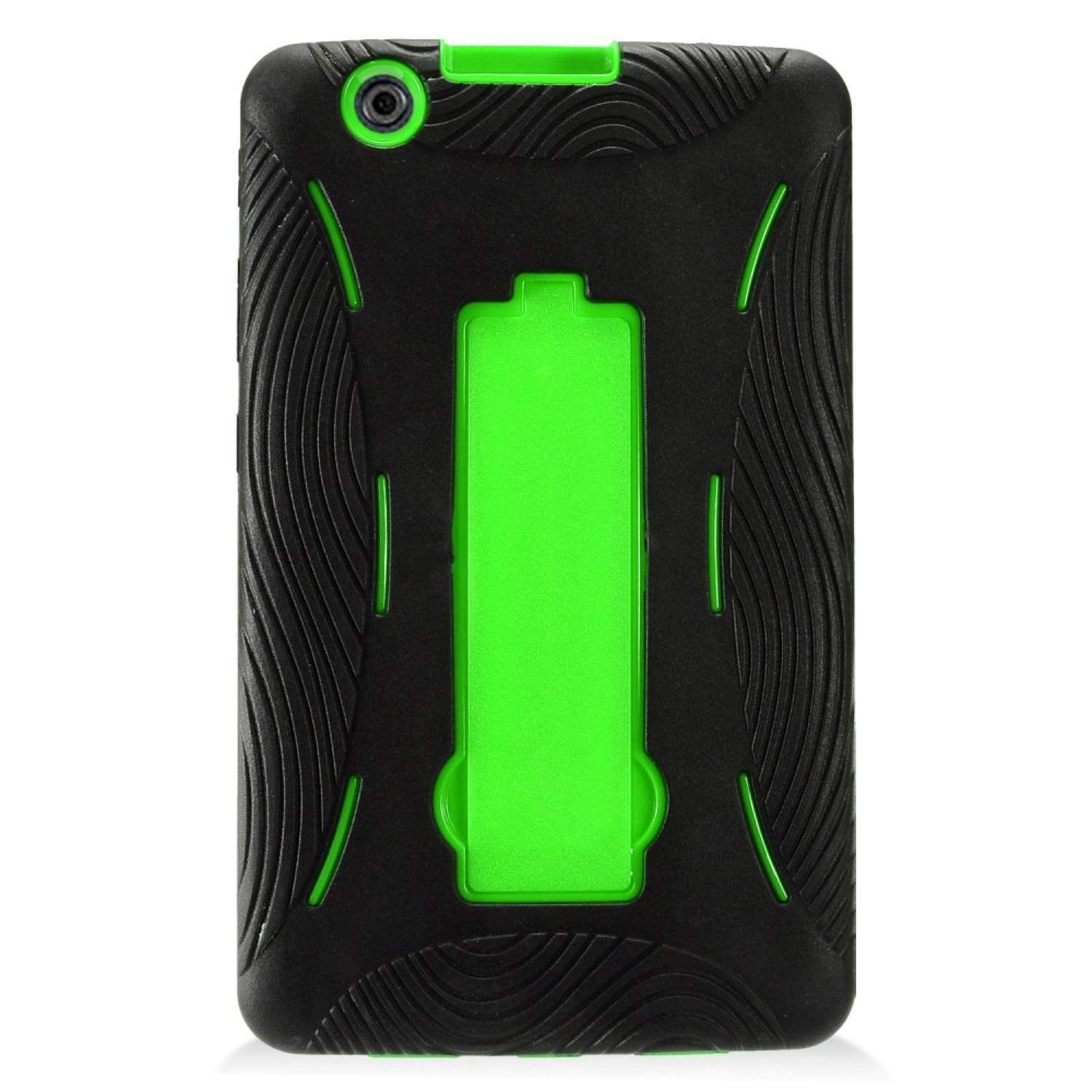 LG G Pad 8.0/G Pad X 8.0 Case, by Insten Symbiosis Stand Rubber Silicone/Plastic Case Cover For LG G Pad 8.0/G Pad X 8.0