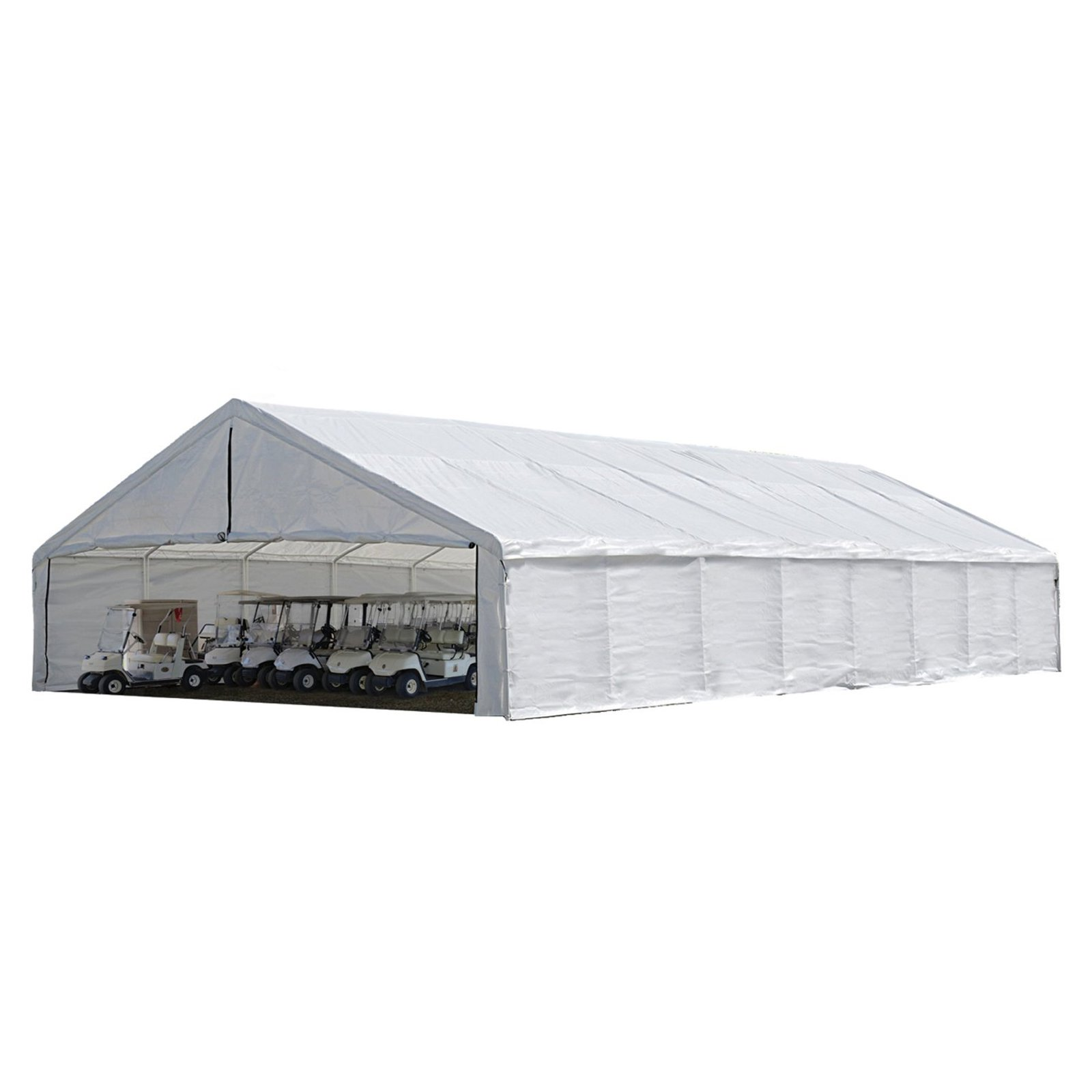 "30"" x 50"" Canopy White Replacement Cover for 2-3 8\ by ShelterLogic"