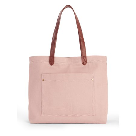 Time and Tru Emiko Tote Bag