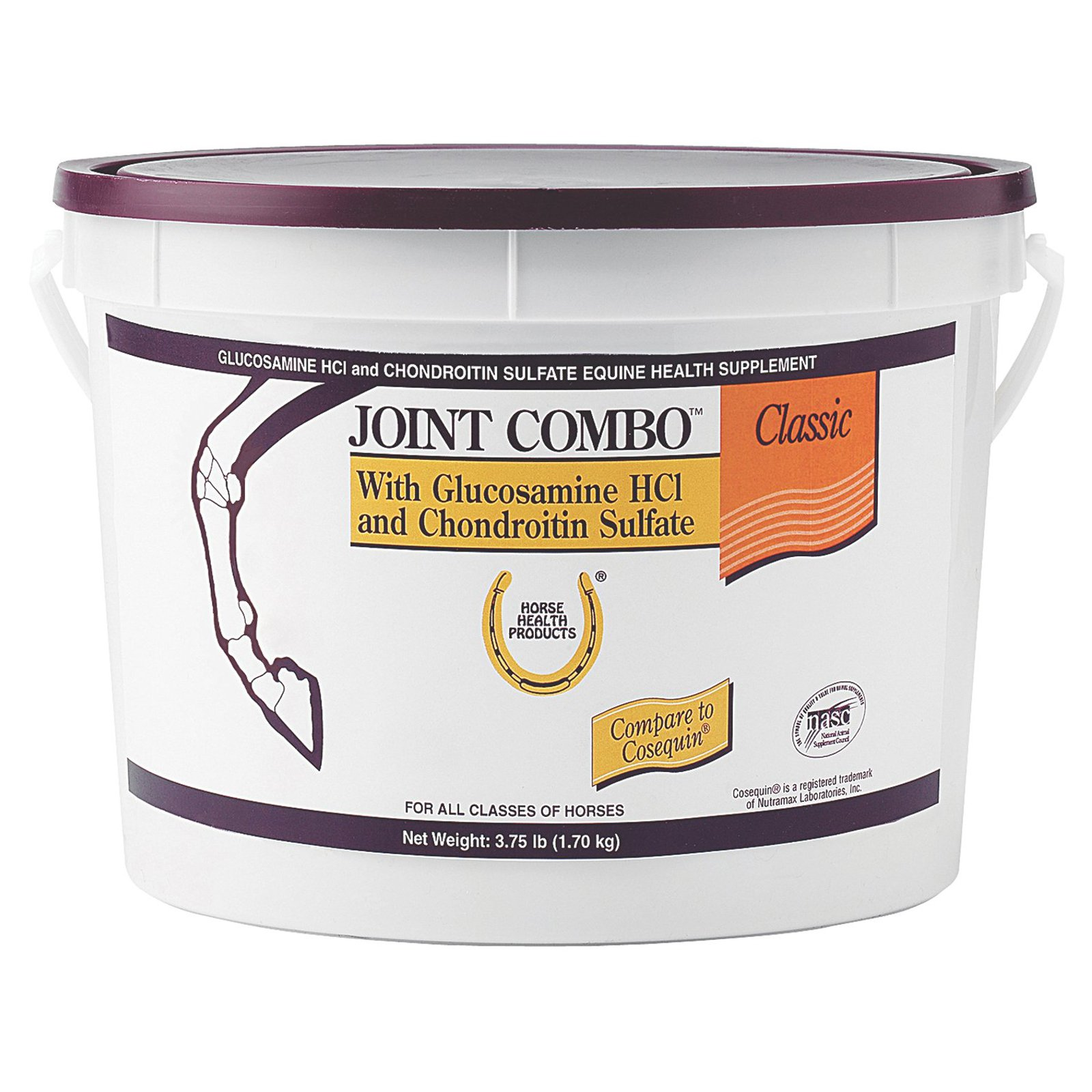 Central Garden & Pet 3001043 Joint Combo Classic Pellets With Glucosamine HCI & Chondroitin Sulfate, 3.75-Lbs.