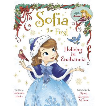 Sofia the First Holiday in Enchancia (Sofia The)