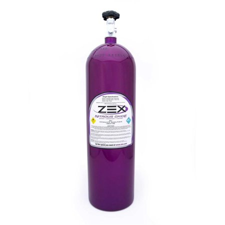 Zex Nitrous Oxide Systems 82243 Nitrous Bottle