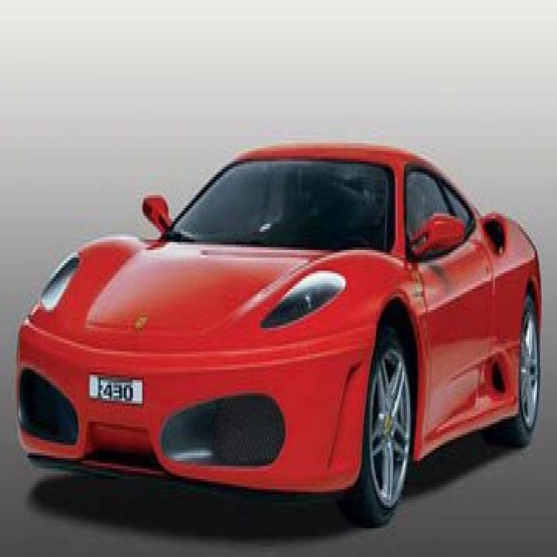 REVELL-MONOGRAM 1:24 Ferrari F-430