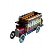 Alexander Taron Collectible Tin Toy Bus