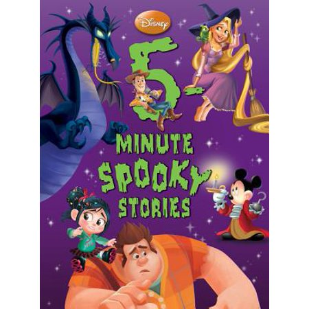 5-Minute Spooky Stories (Spooky Halloween Foods Easy)