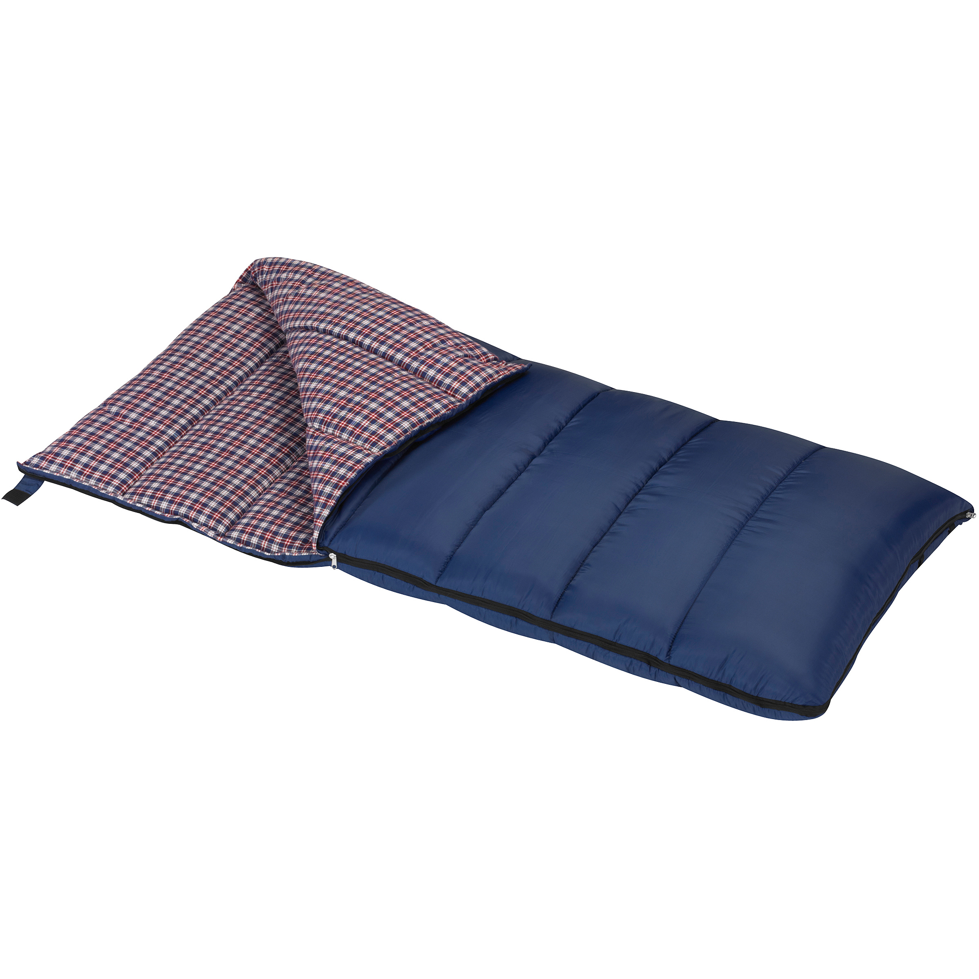 Wenzel Blue Jay 25-Degree Sleeping Bag, Blue by Wenzel