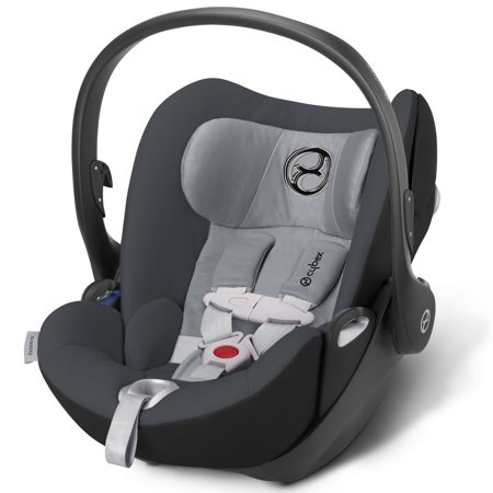 cybex cloud q infant car seat moon dust. Black Bedroom Furniture Sets. Home Design Ideas