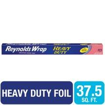Aluminum Foil: Reynolds Heavy Duty