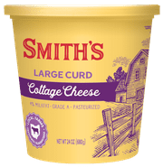 Smith's Large Curd Cottage Cheese 24 Oz.