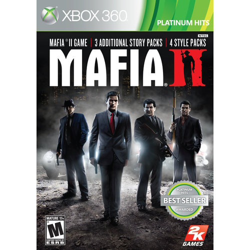 Take 2 Mafia Ii Platinum Hits Edition (xbox 360)