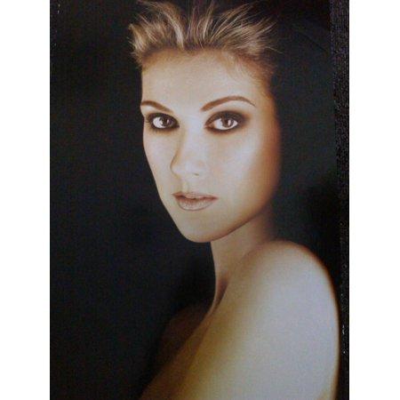 Celine Dion Lets Talk About Love Promotional Poster