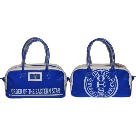 Eastern Star Divine 9 S2 Sports Tote Bag [Royal Blue - 16