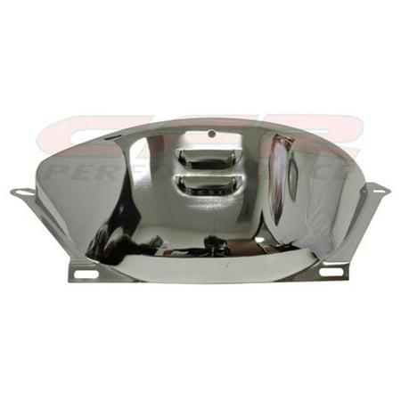 CFR HZ-9588-C Chevy & Gm Turbo Th-350-Th-400 Chrome Steel Flywheel, Flexplate