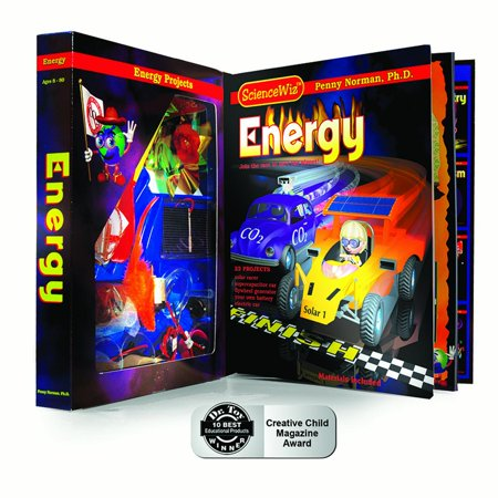 ScienceWiz Energy, Kids Education by Norman & Globus Inc