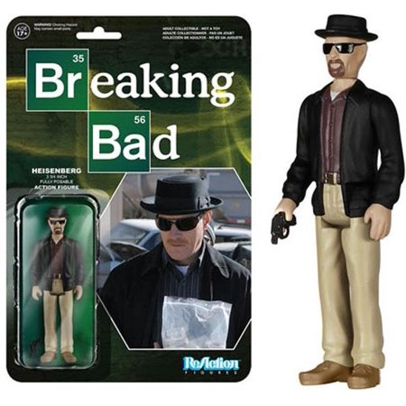 Heisenberg Breaking Bad ReAction Figure,  Drama TV by - Breaking Bad Heisenberg
