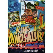 50s Sci-Fi Double Feature: The Jungle   King Dinosaur by VIDEO COMMUNICATIONS INC