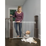 Best Baby Gates For Stairs - Regalo Extra Wide 2-in-1 Stairway and Hallway Safety Review