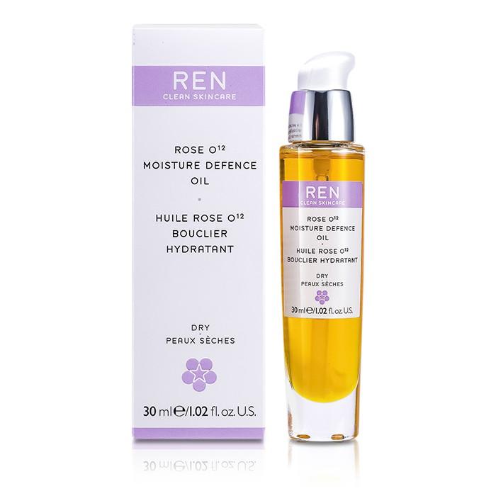 Ren - Rose O12 Moisture Defence Serum (Dry Skin) -30ml/1....