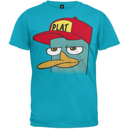 Phineas And Ferb - Big Trucker Soft T-Shirt](Phines And Ferb)